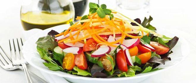 Des couleurs dans l'assiette pour protéger votre santé